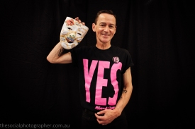 Antony McManus: The journey to YES! Rally after rally, year after year, we persevered knowing that marriage equality would be realised. I thought it would happen sooner, but it was such an amazing journey. And now I am married to the man I love