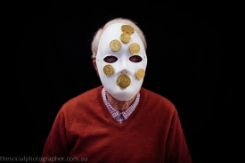 Keith: My mask is bright. I'm just an ordinary person. I'm not one thing. I'm useful, valuable and handy